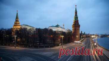Собянин ввел в Москве локдаун на нерабочую неделю