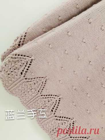El pulóver rosado por los rayos.