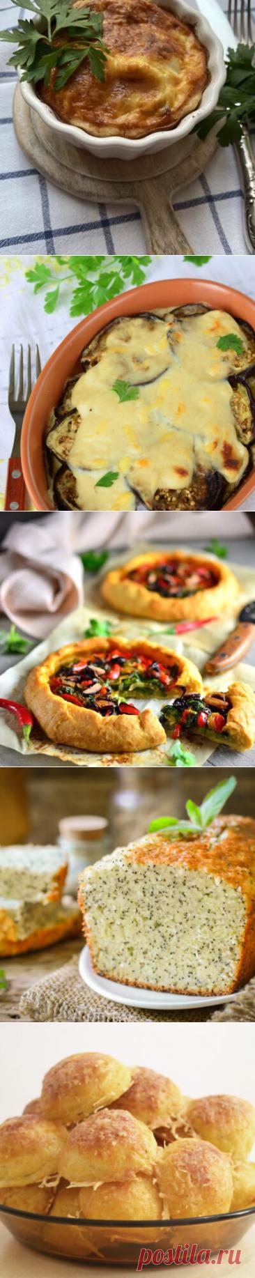 Блюда в духовке - рецепты с фото - PhotoRecept.ru