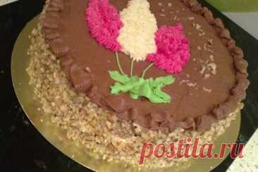 Торт киевский по госту – рецепт с фото