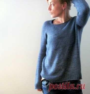 Женский джемпер спицами XSTATIC BY ISABEL KRAEMER, Вязание для женщин