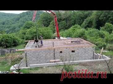 Строительство домов из Арболитовых блоков в Крыму / Производство Арболит Блока Крым / Арболит Юг