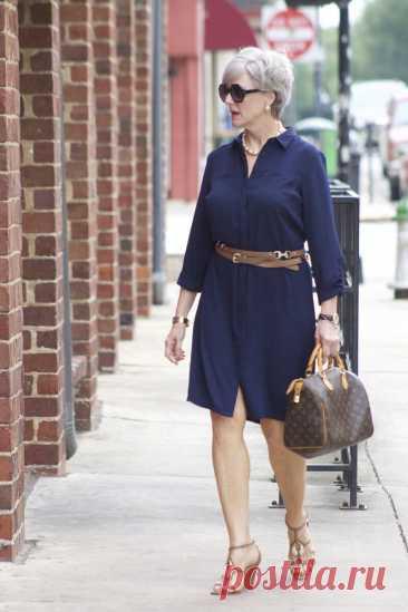 В платье женщина 50+ ощущает себя по-другому. 14 моделей на лето | Glamiss | Яндекс Дзен