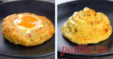 Простые закуски из картофеля, в которые влюбятся все. Не просто картошка!