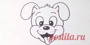 Как нарисовать собаку: 25 лучших способов - Лайфхакер