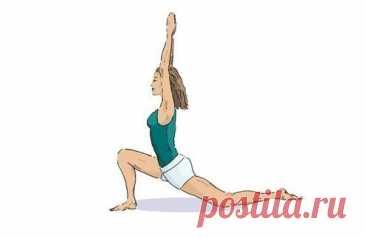 ¡El yoga para la presión ocupa solamente 15 minutos!