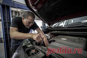 Ошибки при замене масла в двигателе