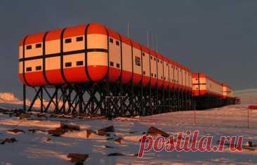 20 невероятных фактов об Антарктиде, которые знают немногие...