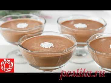 Легкий шоколадный ДЕСЕРТ! Нравится всем!