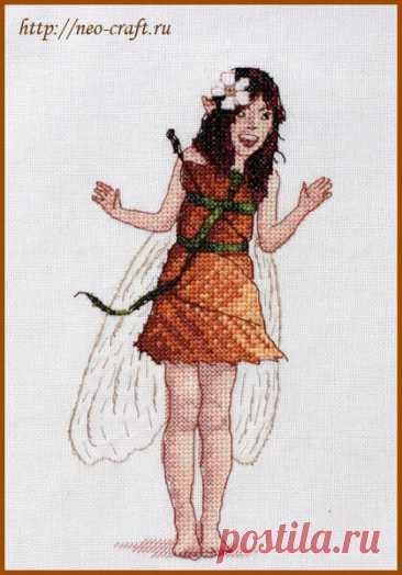 Травинка (арт.вл-04 Neocraft) набор для вышивания крестом купить в Stitch и Крестик