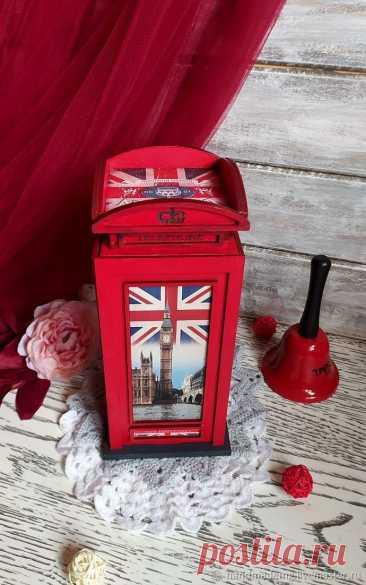 Чайный домик Лондон – купить на Ярмарке Мастеров – NVAKURU | Чайные домики, Москва