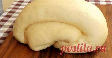 Тесто мягкое, как подушка, благодаря одному простому ингредиенту. Теперь пирожки идеальны, что в духовке, что на сковороде. — 🍎 Сад Заготовки