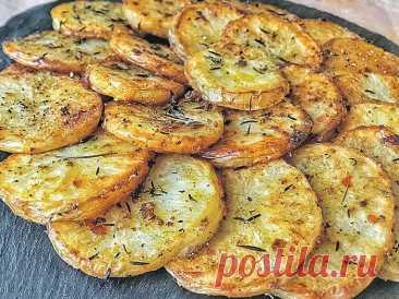 Картофельные язычки - вкуснее жареной картошки и полезнее чипсов. Готовить 3 минуты + время на приготовление | КУЛИНАРНЫЙ ТЕХНИКУМ | Пульс Mail.ru