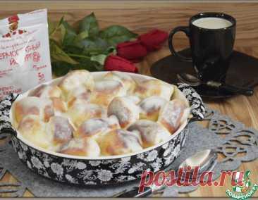 Резники в йогурте – кулинарный рецепт