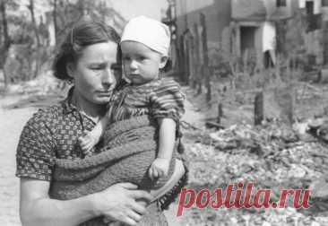 Мама родила меня в войну... » Женский Мир