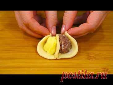 Как сделать пельмени в два раза вкуснее! Три способа