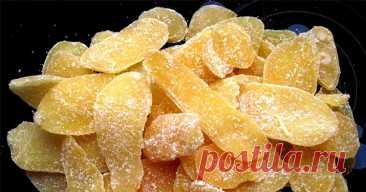 Рецепты: имбирные цукаты – перестала покупать конфеты, когда узнала этот рецепт - Образованная Сова Имбирные цукаты Многие думают, что цукаты – изобретение заграничных кулинаров. На самом же деле на Руси их умели готовить еще в 16 веке – правда, тогда они назывались балабушками или сухим вареньем по-киевски. Самые популярные цукаты – из кожуры цитрусовых. Очень вкусны из корочек арбуза и дыни. Сегодня это лакомство готовят практически из любых фруктов, …