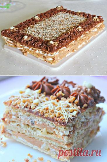 Торт «Шоколадная Маркиза» - вкуснейшее украшение праздничного стола! - be1issimo.ru