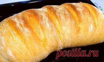 Домашний хлеб по обычному рецепту часто не получается и у опытных хозяек. Тесто может не подняться, или корочка не выйдет хрустящей. Зато в рукаве хлеб получается даже у тех, кто готовит его в первый раз: пышный, ароматный и с хрустящей корочкой. Ингредиенты для хлеба просты. На большой батон уйдет 700 граммов муки, 400 миллилитров теплой воды, 25 граммов прессованных дрожжей, чайная ложка сахара, полторы чайных ложки соли, 5 столовых ложек растительного масла. Выкладываем...