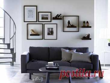Идеи хранения обуви в интерьере Идеи хранения обуви в интерьереЛегко позволить нехватке места для хранения диктовать свои правила в доме. Но мы видим возможности хранения в местах и способах, о которых вы никогда не задумывались.Вз...