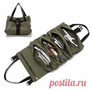 Удобная сумка для инструментов