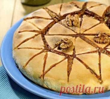 Греческий ореховый пирог – любовь на всю жизнь!