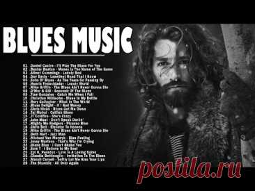 Relaxing Blues Music | Greatest Blues Songs Ever | Best Blues Rock Songs Of All Time | Blues Guitar