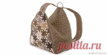 Сумка Hobo bag (сумка-бродяга). Выкройка | Швейная мастерская Сумка-бродяга – это сумочка или кошелек, которые, как правило, большие и характеризуются серповидной формой, неопрятной позой и длинным ремешком, предназначенным для ношения через плечо. Сумки Hobo изготовлены из мягких, гибких материалов.Источник