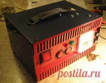 Автоматическое зарядное устройство на 6А своими руками Приветствую всех зашедших! Автомобильные аккумуляторы реагируют на изменение температуры воздуха, и сейчас, с наступлением холодов, их требуется подзаряжать, касается это, в первую очередь, необслуживаемых аккумуляторов. Зимой в холода аккумуляторы разряжаются быстрее, поэтому и при коротких
