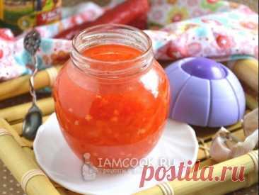 Проверенный рецепт приготовления китайского сладкого соуса чили, шаг за шагом с фотографиями.