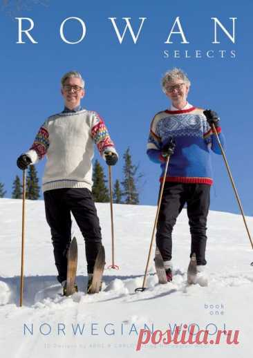 Rowan Selects — Norwegian Wool Book — HandMade