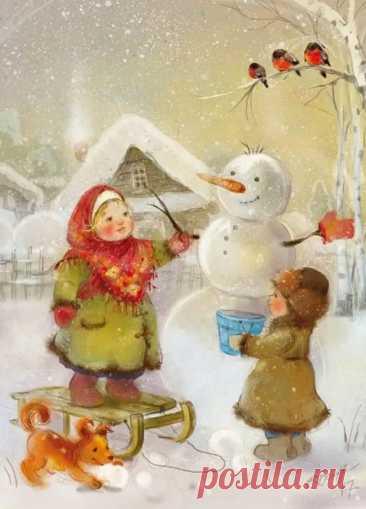 Художник Екатерина Бабок. Она иллюстрирует счастье - Искусство - медиаплатформа МирТесен