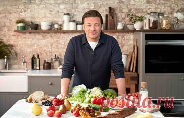 Самый богатый повар мира Джейми Оливер назвал 14 продуктов для здоровья и долголетия | Журнал не о платьях | Яндекс Дзен