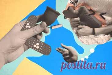 Не табу: как говорить с детьми о менструации
