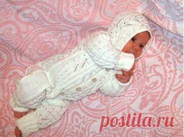 Вязание для новорождённых со схемами. Вяжем для новорождённого от 0 до 6 месяцев, шапочку, конверт, чепчик, костюм, боди, комбинезон, плед, пинетки, носочки, кофточку. Вяжем для новорождённых спицами