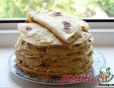 Татарские кыстыбый с двумя видами начинок – кулинарный рецепт