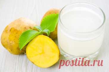 ༺🌸༻Картофельный сок – польза и вред, как пить сок картошки при гастрите Полезные свойства картофельного сока подтверждены учеными. Мужчины и женщины лечат им желудок, печень, миому, суставы. Есть противопоказания.