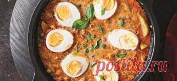Яйца по-испански - Образованная Сова
