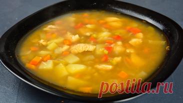 """Узбекский суп """"Машхурда"""". Наваристый, густой и очень вкусный. Расхваливать его могу долго, но лучше его приготовить   ЧТО ГОТОВИТЬ   Яндекс Дзен"""
