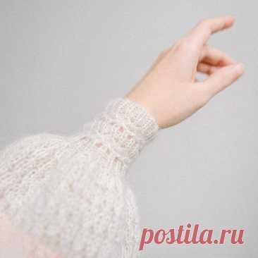 Такой резинки вы ещё не видели (спицы). Рассказываю, как вязать красивую вставку в манжеты и планки | Рекомендательная система Пульс Mail.ru