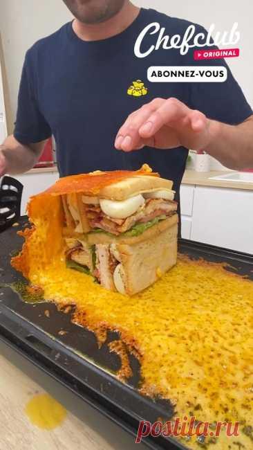 Le club sandwich en cube ! Un grand classique revisité :) Et pour encore plus d'idées de recettes, abonnez-vous ou rendez-vous sur Chefclub.tv !