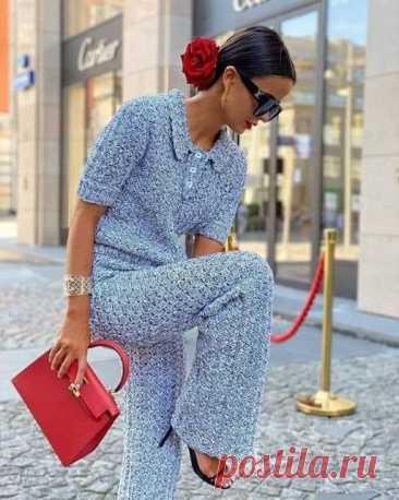 (4) СТИЛЬНОЕ ВЯЗАНИЕ спицами и крючком - Knitting & Crochet   Facebook