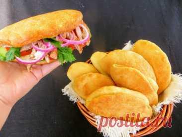 Новый рецепт! Самый вкусный хлеб из простых продуктов / Ямайский молочный хлеб