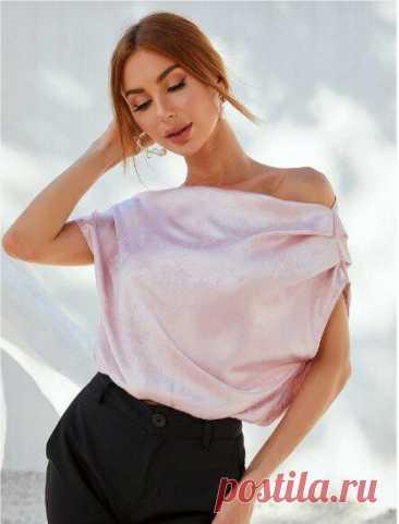 10 эффектных блузок оригинального кроя, которые подчеркнут ваш вкус У каждой женщины бывают моменты, когда она хочет выглядеть особенно. Если вы хотите успеть в несколько мест в течение дня, то торжественное платье не подойдет. … Читай дальше на сайте. Жми подробнее ➡