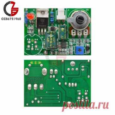 Панель управления паяльником A1321, Настольная панель контроля температуры модуля сварки, для HAKKO 936|Паяльные станции| | АлиЭкспресс