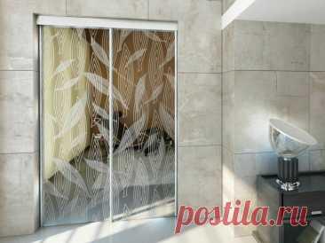 Межкомнатные двери из стекла | Роскошь и уют