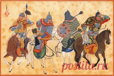 Как монголы смогли завоевать полмира? 5 их главных преимуществ   дневник ролевика   Яндекс Дзен