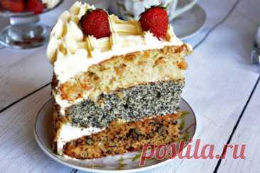 Торт «Наташа». Классический торт советского времени Самый популярный торт времен СССР. Внутри три разных коржа! Торт «Наташа» и сейчас не теряет своей актуальности. Относительно не затратный, из простых продуктов, несложный в приготовлении. Этот торт с лёгкостью получается даже у начинающих хозяек.