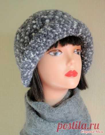Вязаные шапки для будущей зимы. - Вязание - Страна Мам