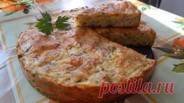 Обожаю выпечку с сыром – вкуснейшая картофельная запеканка с сыром